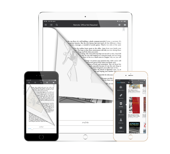 BookFusion — Reading Redefined